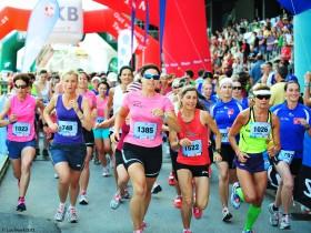 Frauen Laufevent