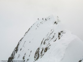 Skitourenrennen Atomic