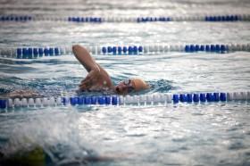 Schwimmeinheit im Fuschlseebad
