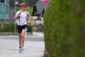 Lauftechnik im Triathloncamp