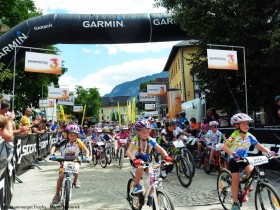 Kinderrennen Mountainbike