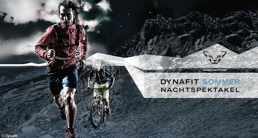 Nachtlauf Bayern Dynafit