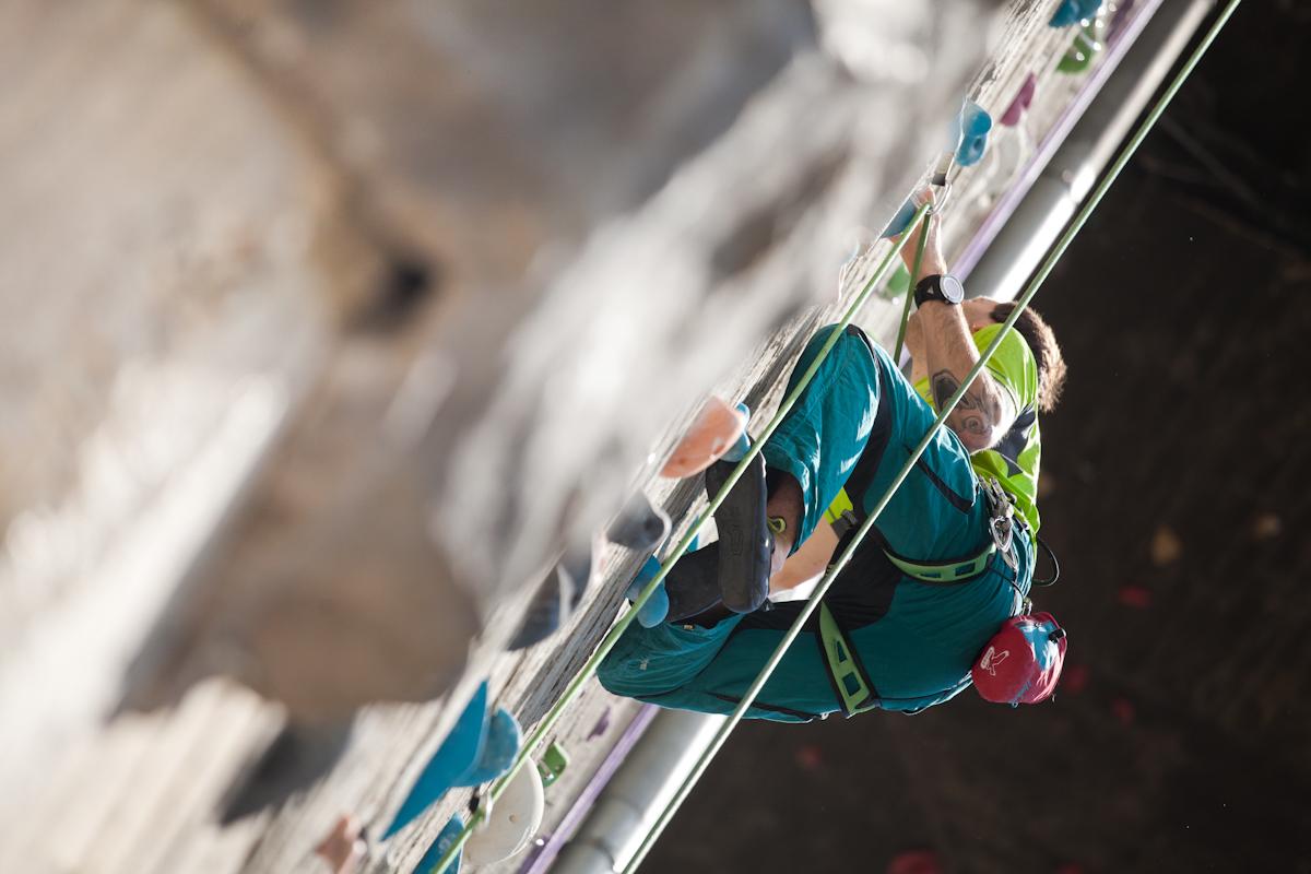 Kletterausrüstung Mehrseillängen : Mehrseillängen klettern von der halle auf den fels