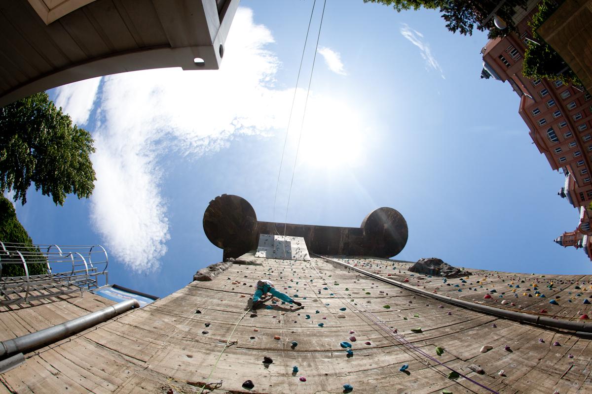 Klettergurt Für Mehrseillängen : Mehrseillängen klettern : von der halle auf den fels