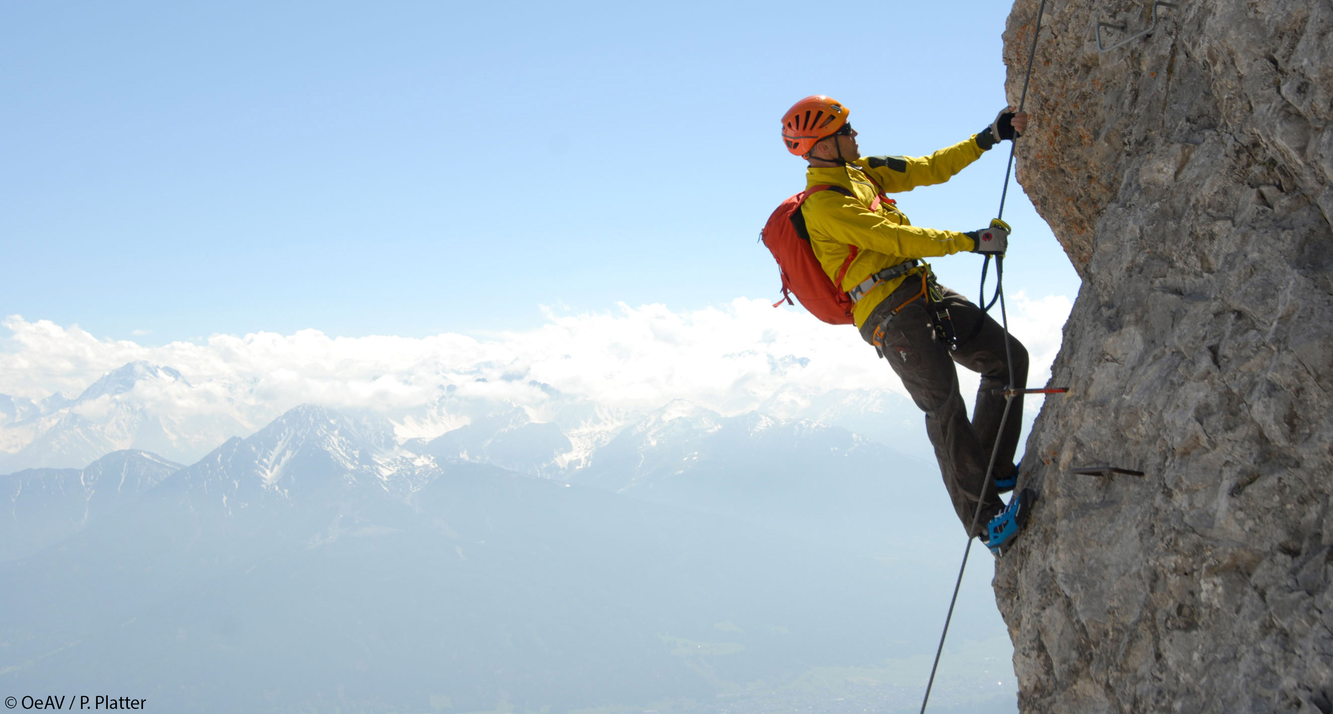 Klettersteigset Tipps : 10 tipps für den klettersteig zusammengestellt vom alpenverein