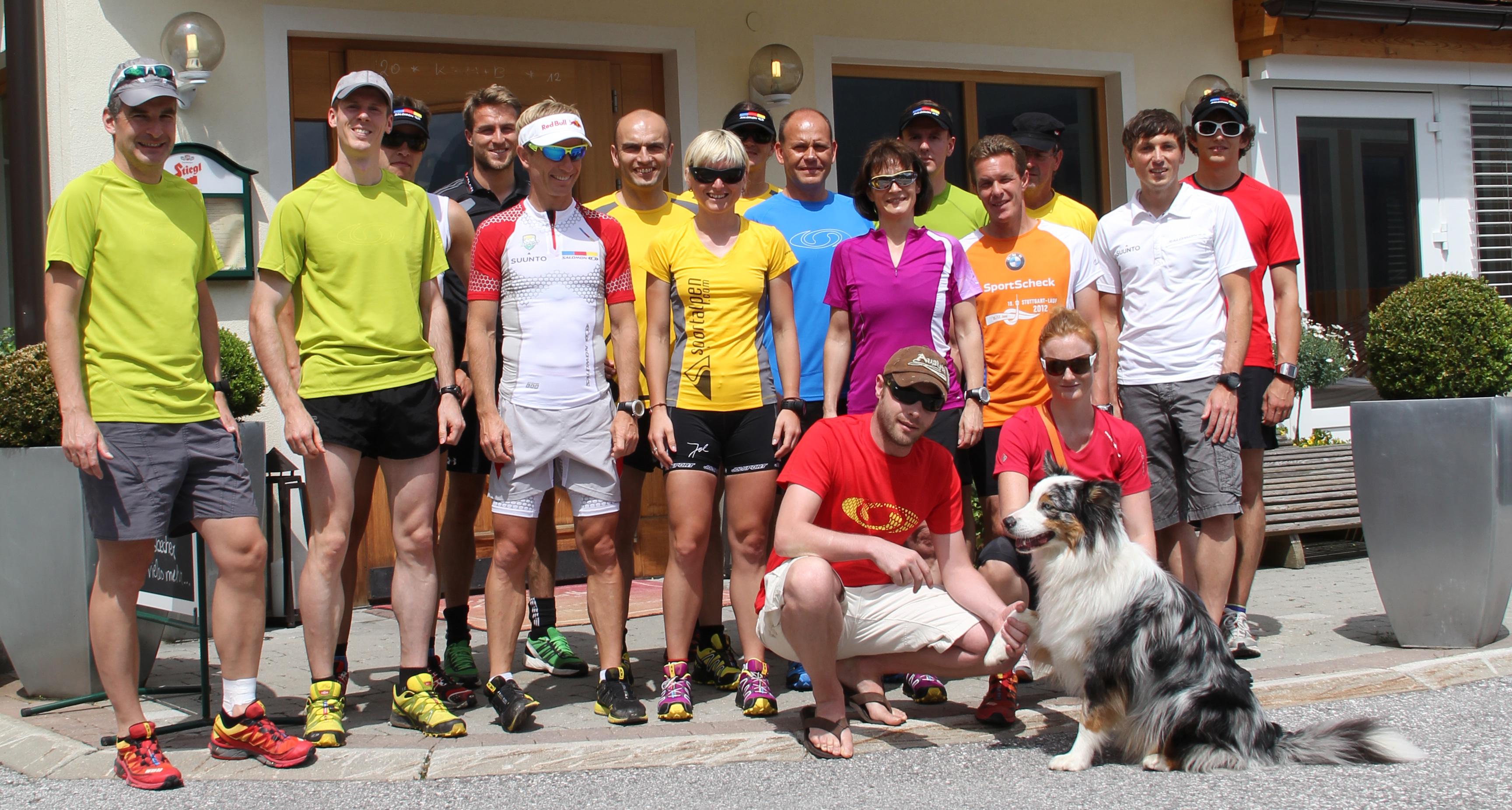 Achensee Running