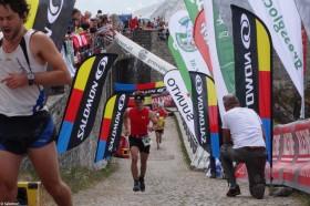 Berglauf am Grossglockner