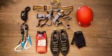 Klettersteig Ausrüstung
