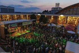 Outdoormesse Party