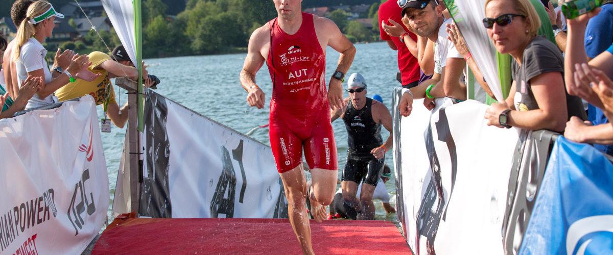 Wechselzone Trumer Triathlon