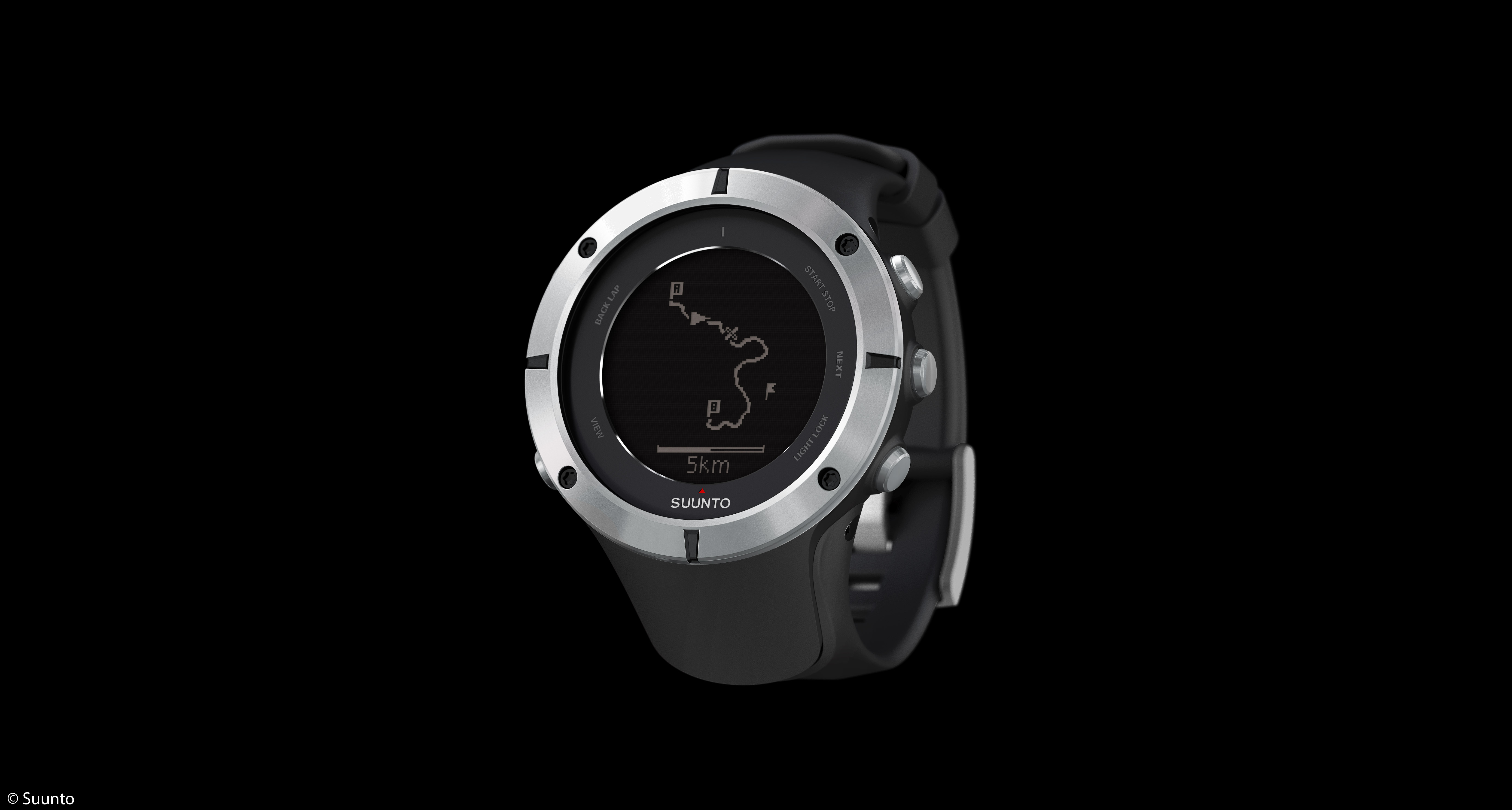 Suunto Ambit 2 Sichert Sich Den Red Dot Design Award