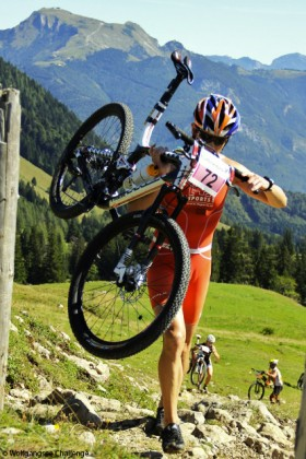 Wolfgangsee Cross Triathlon Bike