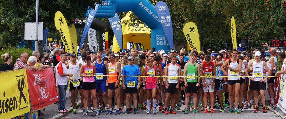 Leutasch Halbmarathon