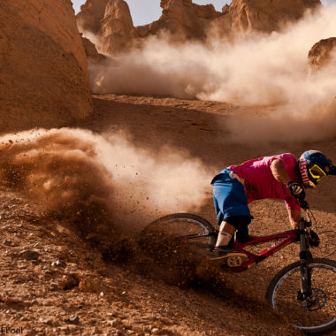 Mountainbiken Utah Film