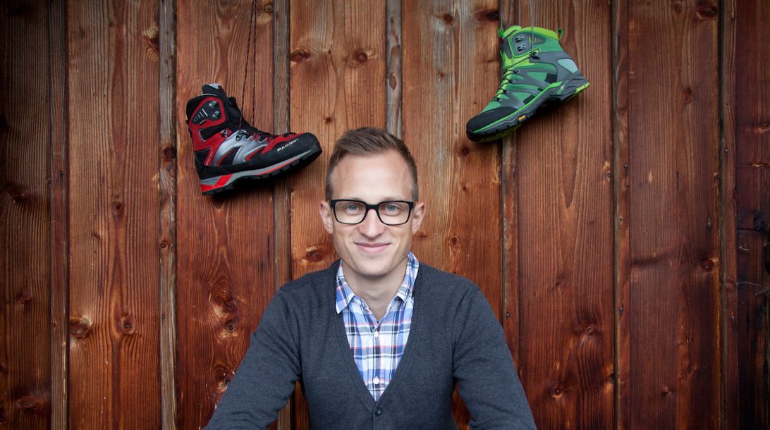 Christoph-Doettelmayer-Sportschuh-Design