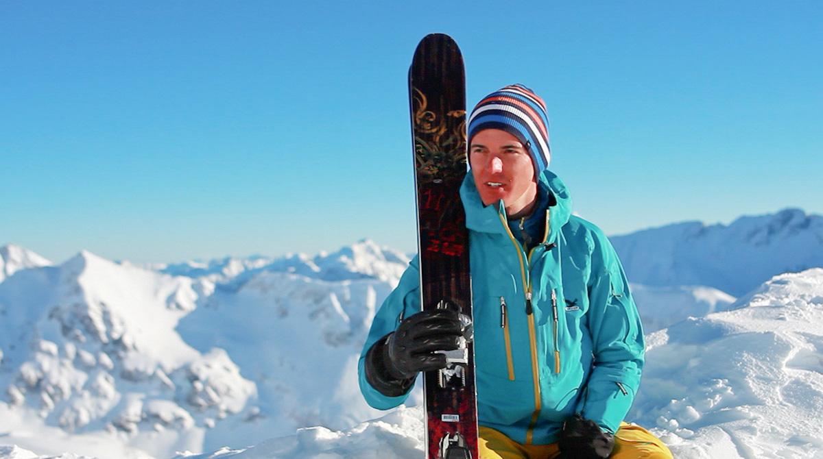 Stefan Haeusl Freeride Ski