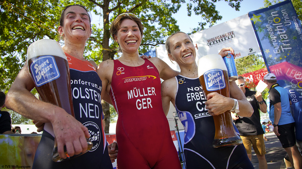 Triathlon EM Wolfgangsee
