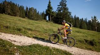 Bergauf Trail MTB
