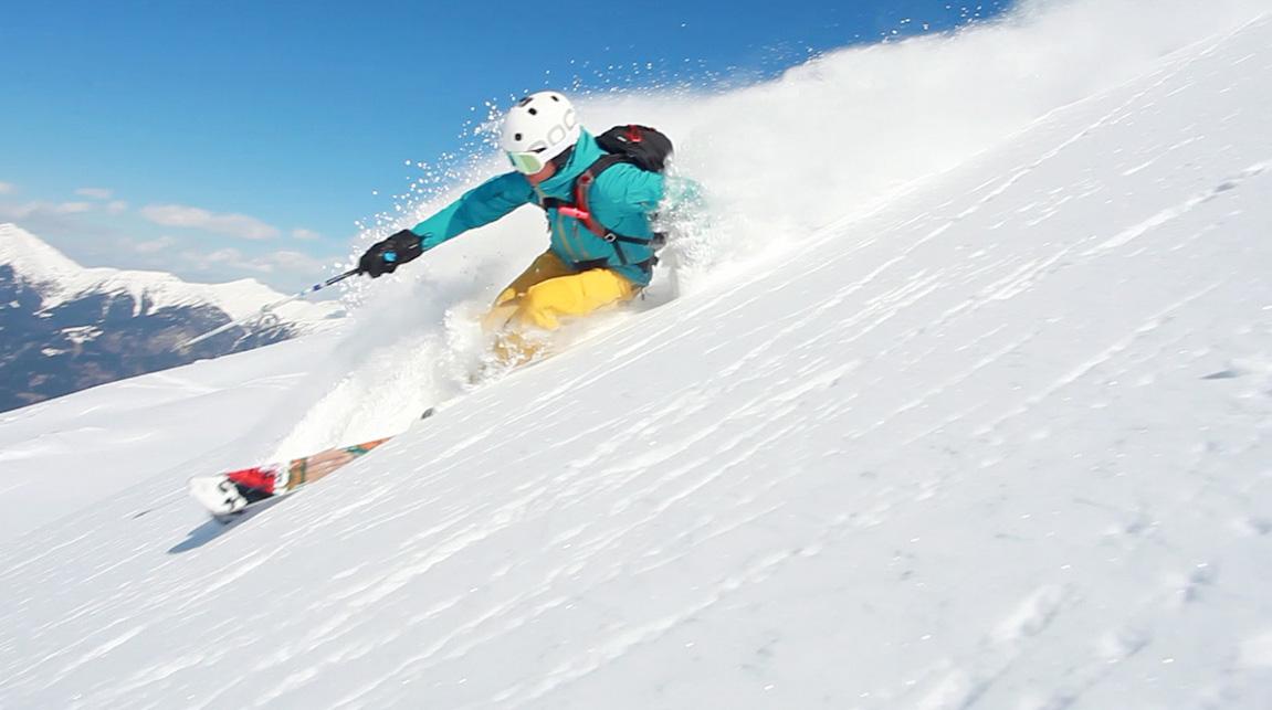 Skitest All Mountain ski