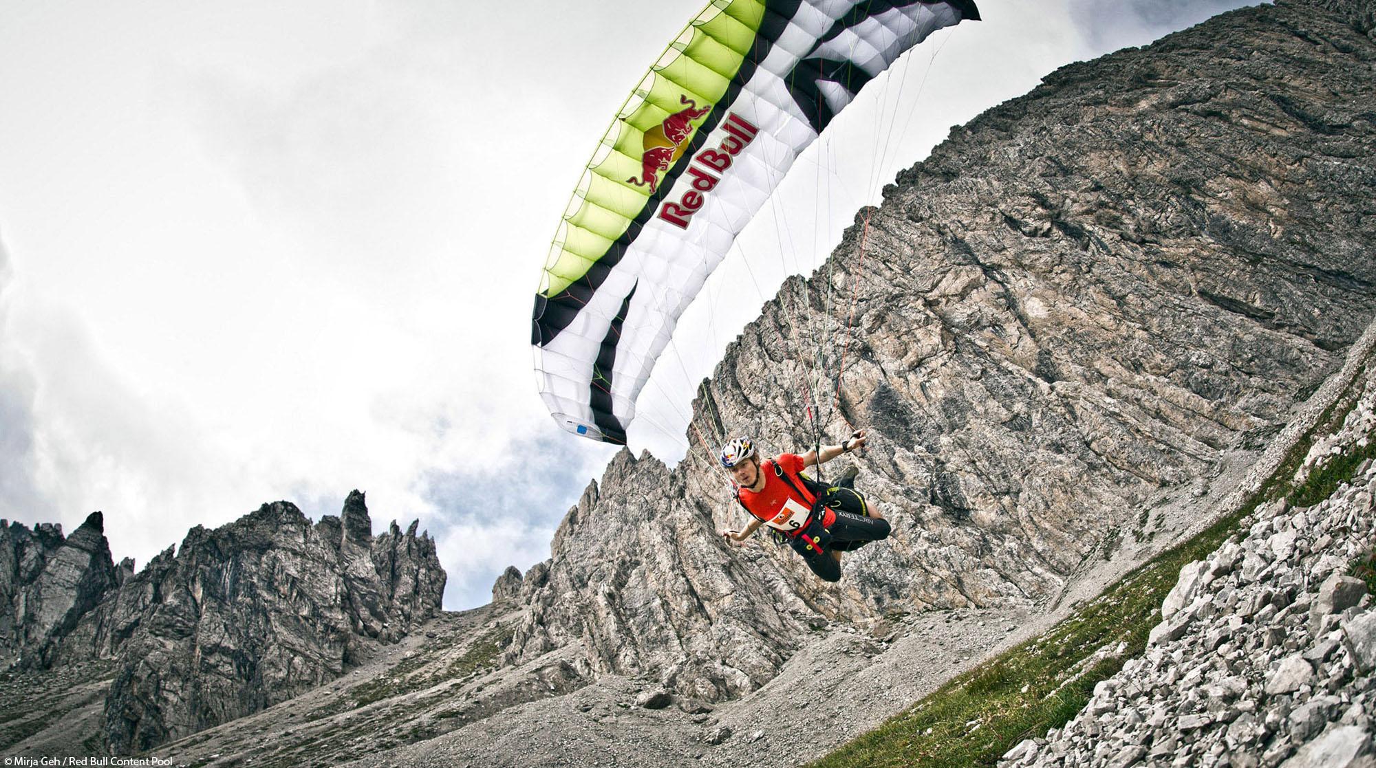 Paragleiten Tirol