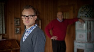 Portrait Christoph undLaszlo