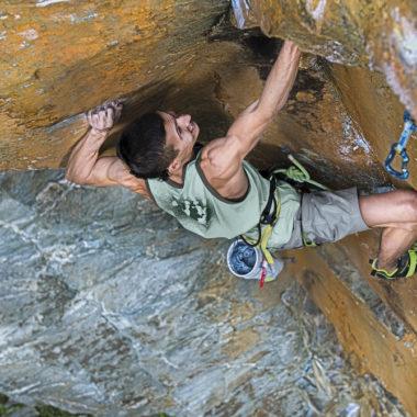 Klettergewand Salewa Klettern