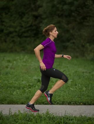 Frauen Laufschuh Test
