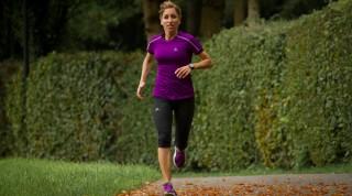 Frauenlaufschuh im Test