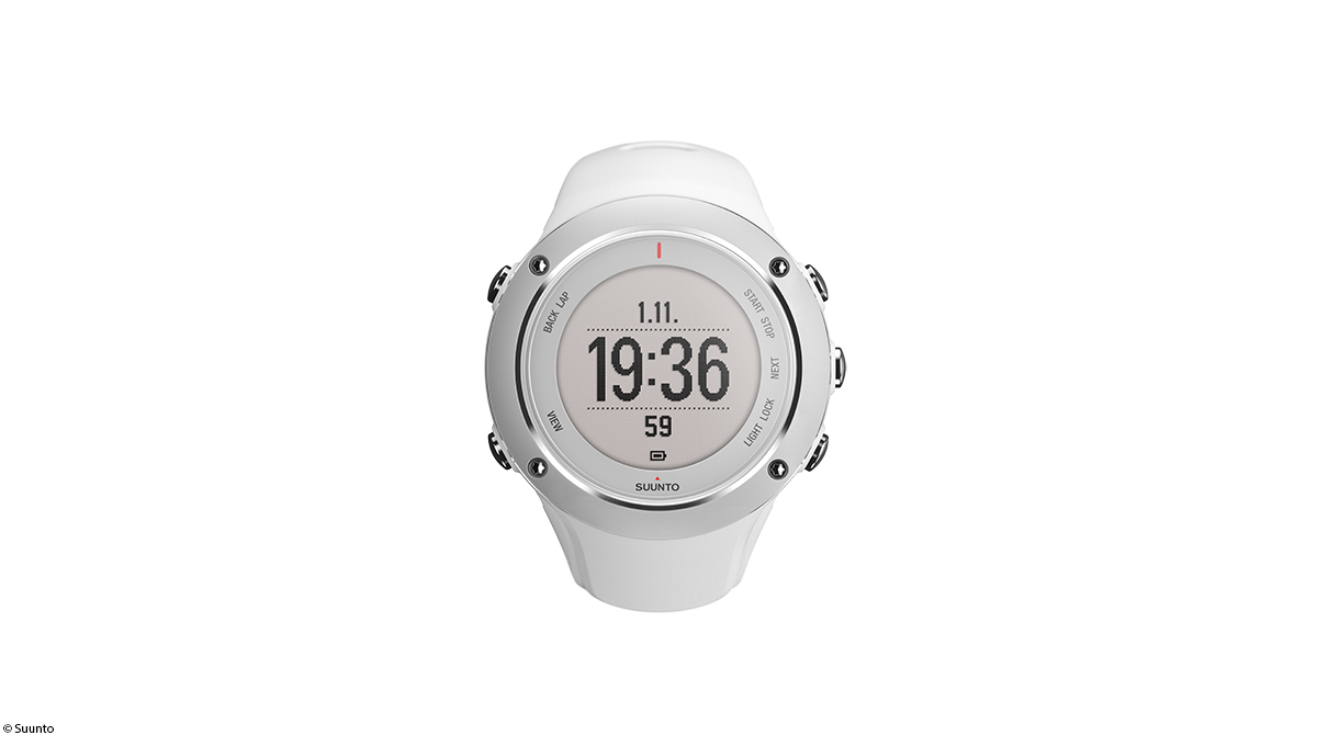 Suunto White Edition