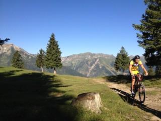 Biketouren am Achensee