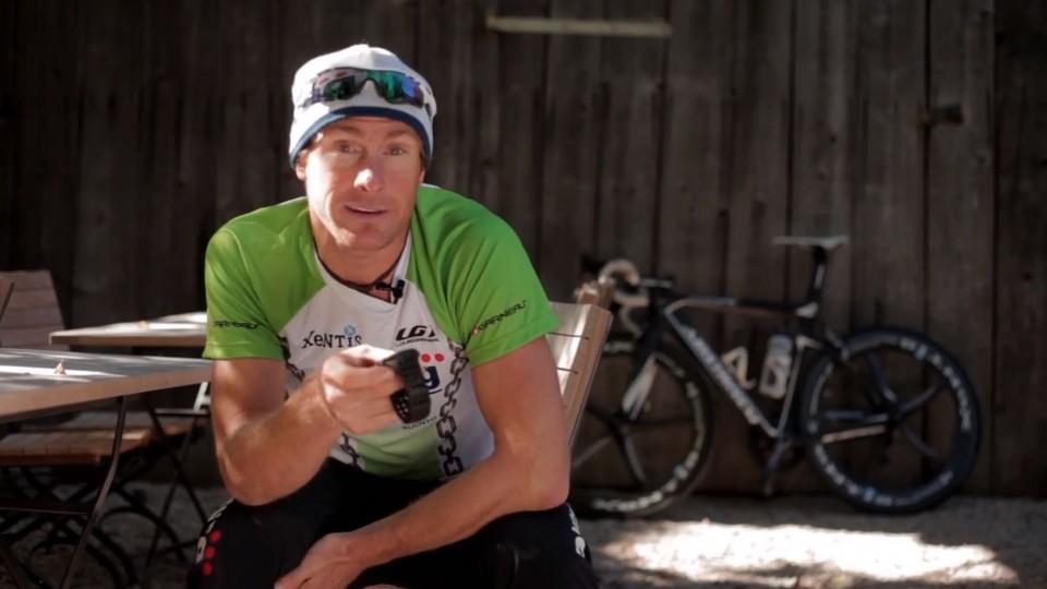 Daniel Niederreiter Triathlon