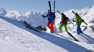 Skitourenski Hagan