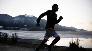 Wintertraining Laufen