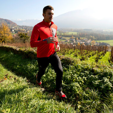 Trail Running Herbst