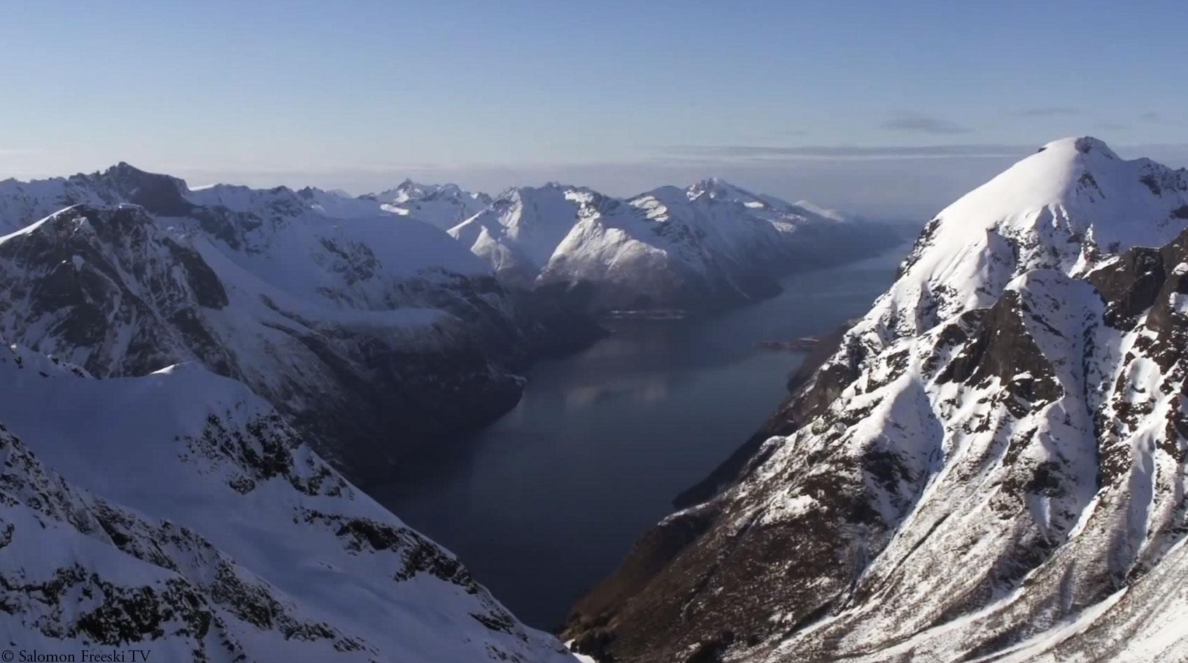 Fjord Salomon Freeski TV