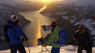 Fjordskiing
