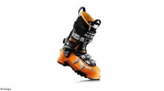 Der Tourenskischuh für anspruchsvolle Wintersportler.