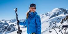 Skigebiet Kaunertal eröffnung