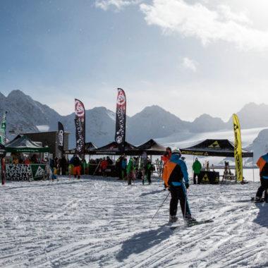 Gletscher Tirol
