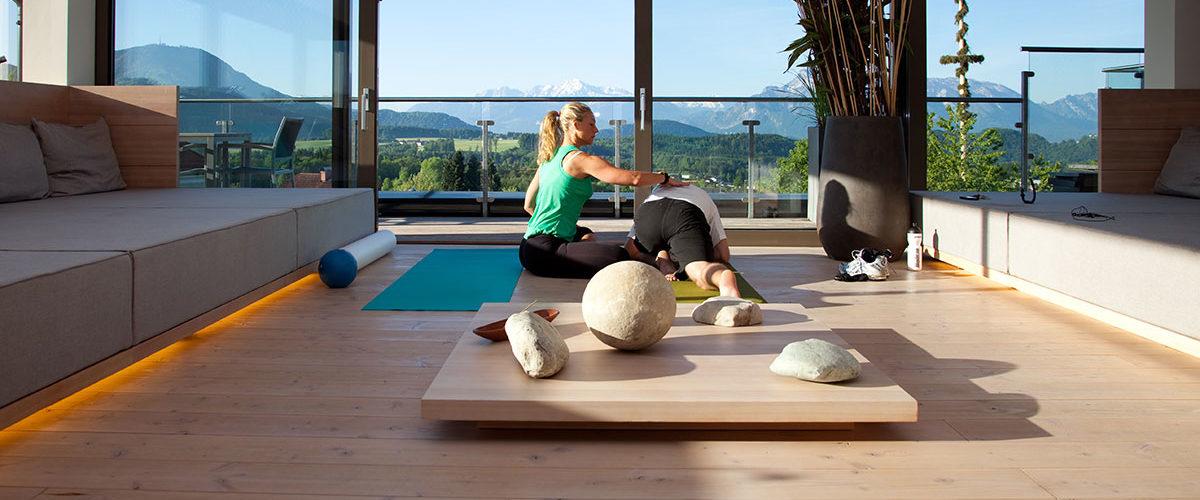 Yoga Uebungen Salzburg
