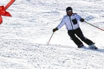 Skifahren Weihnachtsgeschenk