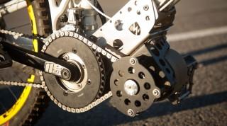 Motor fürs Downhillbike