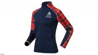 Die Olympia-Kollektion erscheint in den Farben der Nationen Schweiz, Norwegen und Finnland.