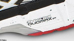 asics dynamic duomax damen