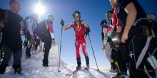 Skitourengehen ist in jeder Bevölkerungsschicht  angekommen.