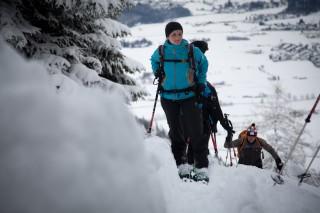 Sportalpen Skitourencamp Biberg