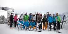 Sportalpen Skitourencamp
