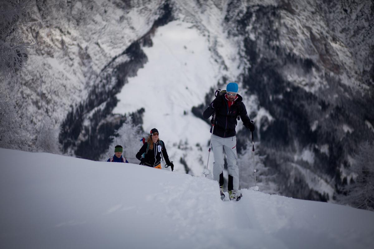 Skitouren Saalfelden Leogang