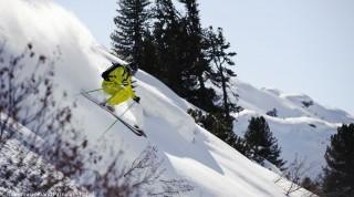 Skigebiet Paznaun Ischgl