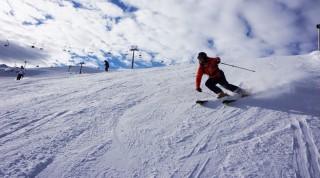 Skifahren Tirol Skigebiet
